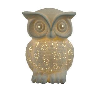 Drakes Owl 10 Table Lamp