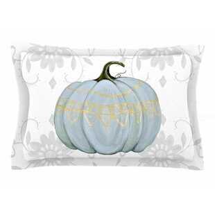 Jennifer Rizzo 'Boho Pumpkin' Illustration Sham