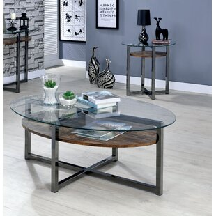 Dex 2 Piece Coffee Table Set