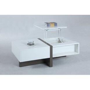 Insley Coffee Table by Brayden Studio