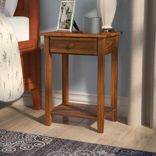 Best Choices Errol 1 Drawer Nightstand by Andover Mills