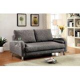Molly Queen 73 Cushion Back Convertible Sofa by Latitude Run®