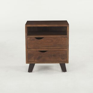 Allison 2 Drawer Nightstand