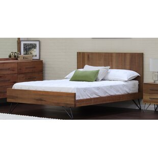Austin Panel Bed by Home Image