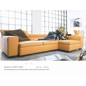 Buie Sleeper Sectional  sc 1 st  Wayfair : leather sofa bed sectional - Sectionals, Sofas & Couches