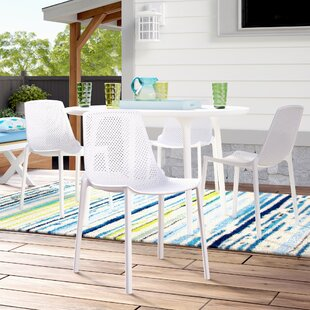 Claudio Stacking Patio Dining Chair