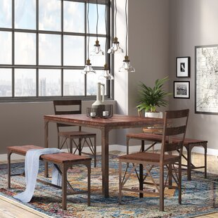 Dikili 5 Piece Dining Set by Trent Austin..