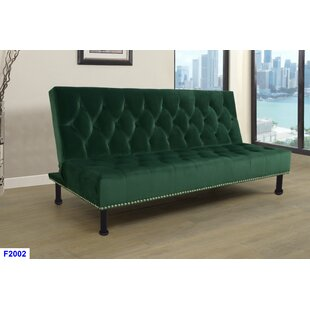 Camron Futon Bed Convertible Sofa by Winston Porter