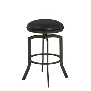 Latitude Run Haysi 30 Swivel Bar Stool