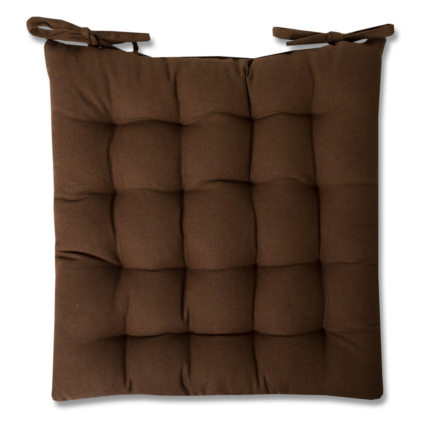 Charlton Home Tufted Cotton Cover Indoor Dining Chair Cushion Wayfair
