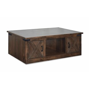 Find the perfect Pullman Coffee Table with Storage By Loon Peak