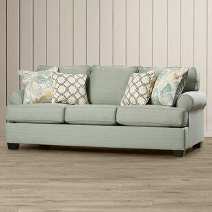 seafoam sofa wayfair rh wayfair com seafoam green sofa cover seafoam green velvet sofa