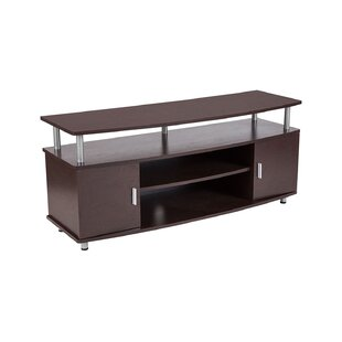 Grise TV Stand for TVs up to 45