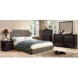 Lisman Queen 4 Piece Bedroom Set by House of Hampton