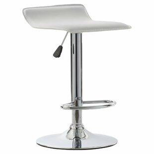Hazen Adjustable Height Swivel Bar Stool ..