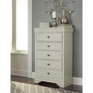 Linehan 5 Drawer Chest