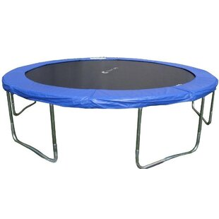 Newacme LLC 15' Trampoline with Pad