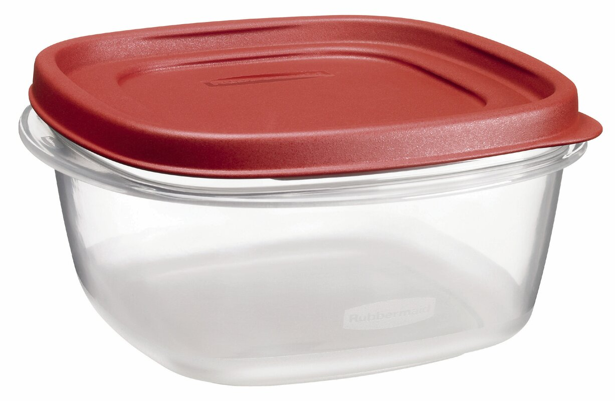 Easy Find 40 Oz.Square Food Storage Container