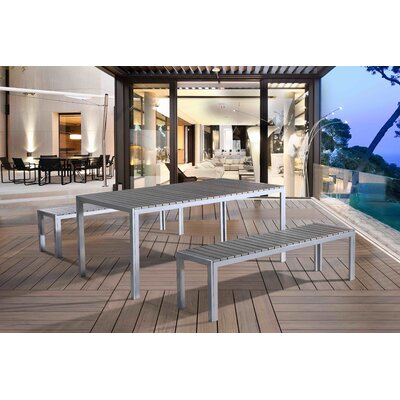 Sonya 3 Piece Dining Set by Wade Logan Looking for