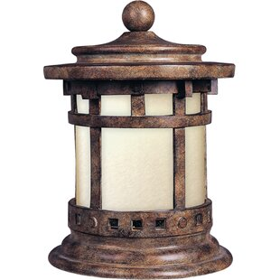 Loon Peak Pacific Grove 1-Light LED Pier Mount Light