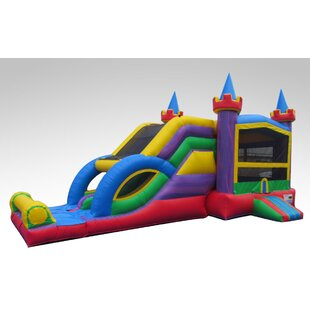 EZ Inflatables Lucky Module Combo Bounce House