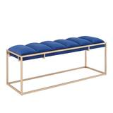 Livia Upholstered Bench by Mercer41