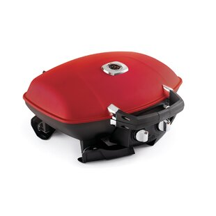 Napoleon TravelQ 2-Burner Grill and Stove Combo