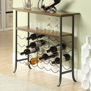 24 bottle floor wine rack - Wine Rack Table
