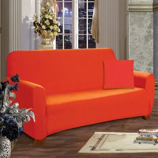 Orange Sofa Slipcovers You Ll Love Wayfair Rh Com
