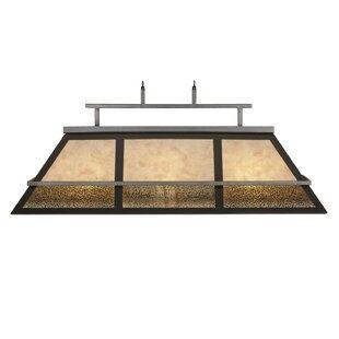 3-Light Pool Table Light By RAM Game Room