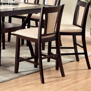 Wilburton 25.75 Bar Stool (Set of 2) DarHome Co