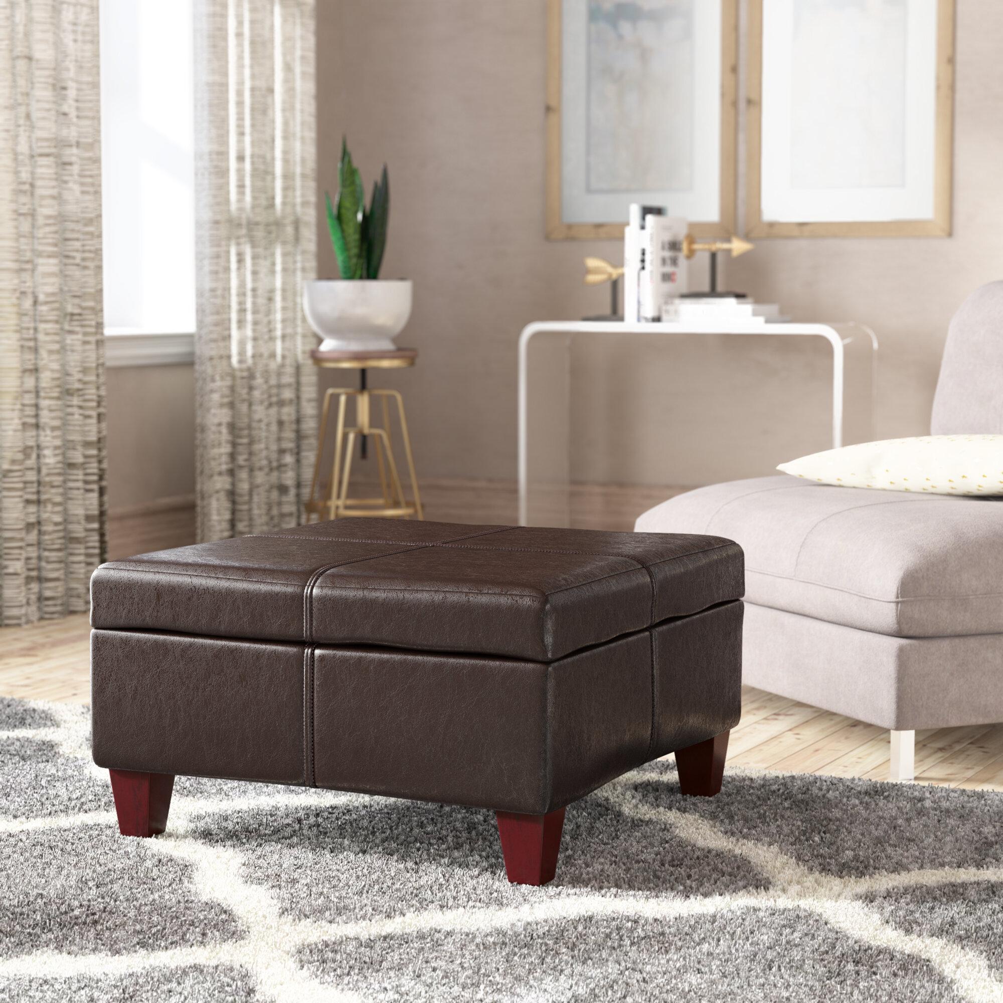 Swell Alcott Hill Donellan Storage Ottoman Reviews Wayfair Short Links Chair Design For Home Short Linksinfo