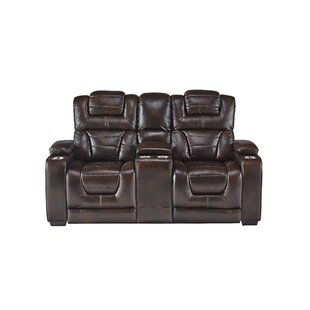 Heiner Leather Home Theate..