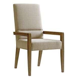Shadow Play Metro Upholstered Dining Chair by Lexington Modern