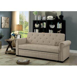 Great Price Reinert Sofa Bed by Charlton Home Reviews (2019) & Buyer's Guide