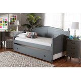 Cliff Cottage Twin Daybed with Trundle by Gracie Oaks