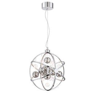 Risha 6-Light Pendant by Orren Ellis