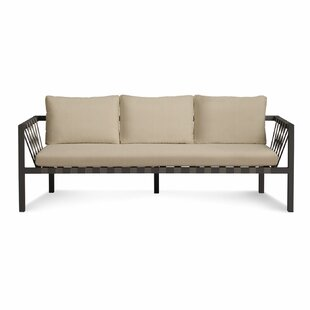 Jibe Sofa with Cushions by Blu Dot