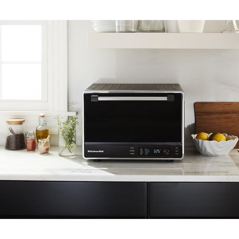 Kitchenaid Dual Convection Countertop Oven W Temp Probe Reviews