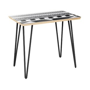 Bungalow Rose Horatio End Table