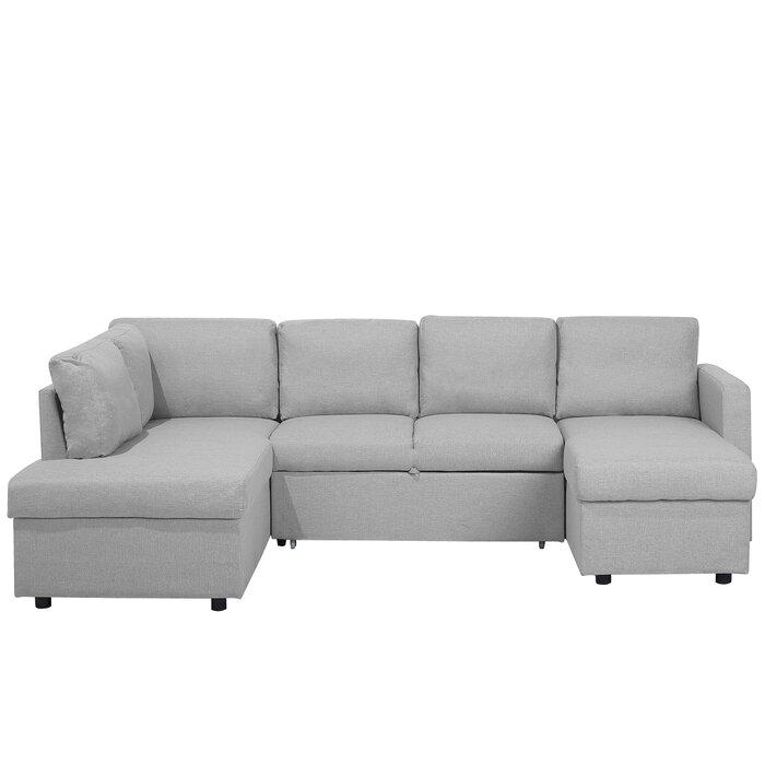 Odette Corner Sofa Bed