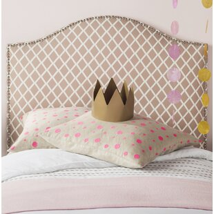 Read Reviews Broadmeade Upholstered Panel Headboard by Alcott Hill