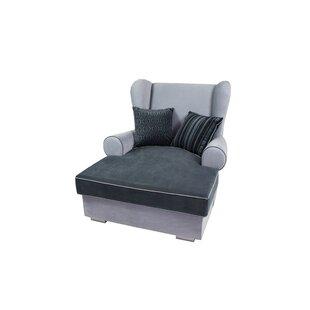 Rosdorf Park Beeney Chaise Lounge