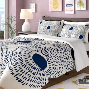 Circles II Duvet Cover Set