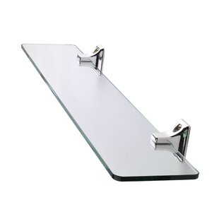 Review Sutton 50 X 5cm Bathroom Shelf