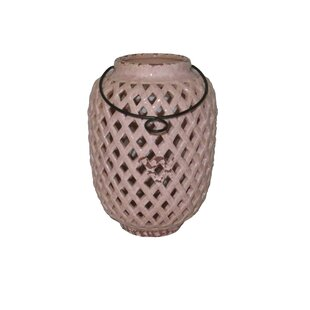 Big Save Ceramic Lantern By Bungalow Rose