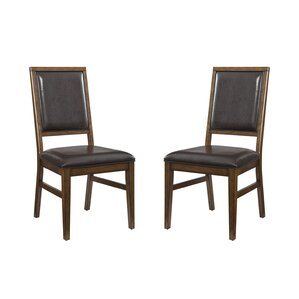 Santa Clara Upholstered Side Chair (Set of 2) by Imagio Home by Intercon