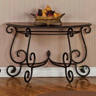 New Style Glen Console Table ByDarby Home Co