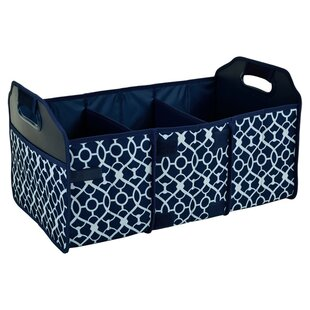 Trellis Trunk Organizer Cooler by Picnic At Ascot Herry Up