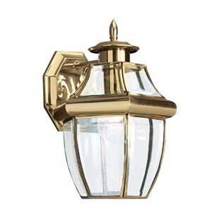 Darby Home Co Kylertown 1-Light Outdoor Wall Lantern